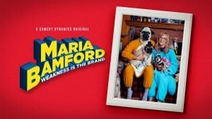 Maria Bamford Weakness is the Brand