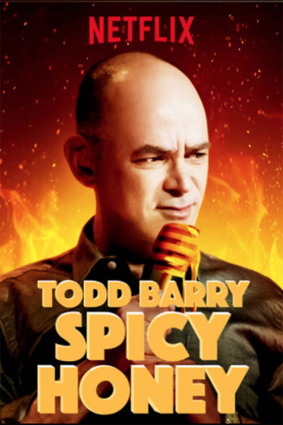 Todd Barry Spicey Honey