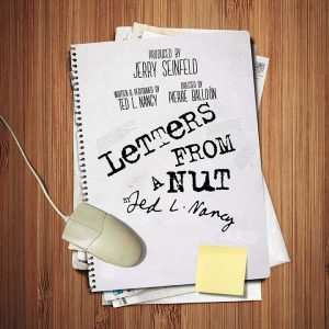Jerry seinfeld comedy Letters from a Nut