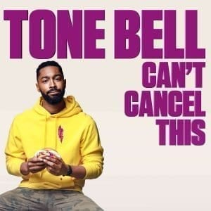 Tone Bell can't cancel this comedy album