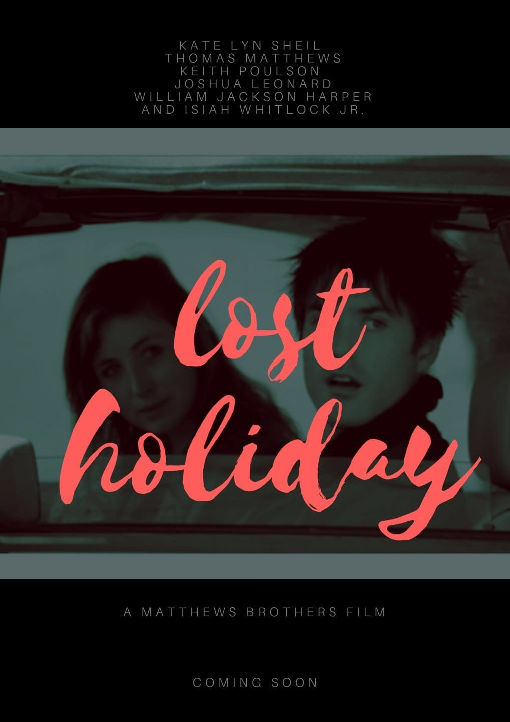 Comedy Dynamics Has Acquired The Feature Film Lost Holiday