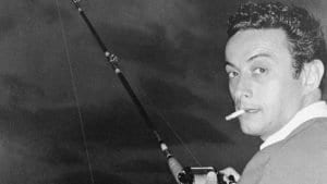 lenny bruce fishing getty