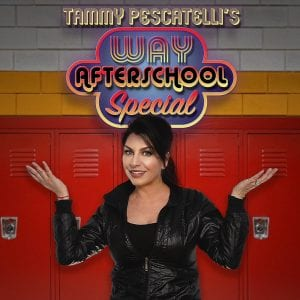 Tammy Pescatelli back to high school