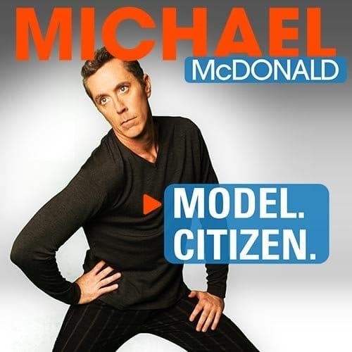 Michael McDonald Model Citizen GracenoteVOD x