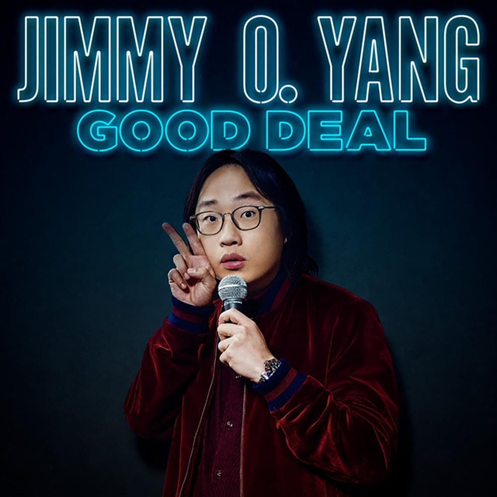 Jimmy Yang Good Deal Amazon Comedy Dynamics Square