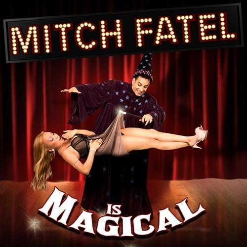 Mitch Fatel Is Magical GracenoteVOD x