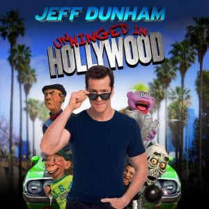 Jeff Dunham: Unhinged in Hollywood comedy album