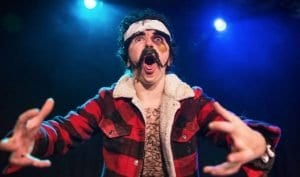The Guardian: Nate: A One Man Show review – outrageous and electrifying comedy