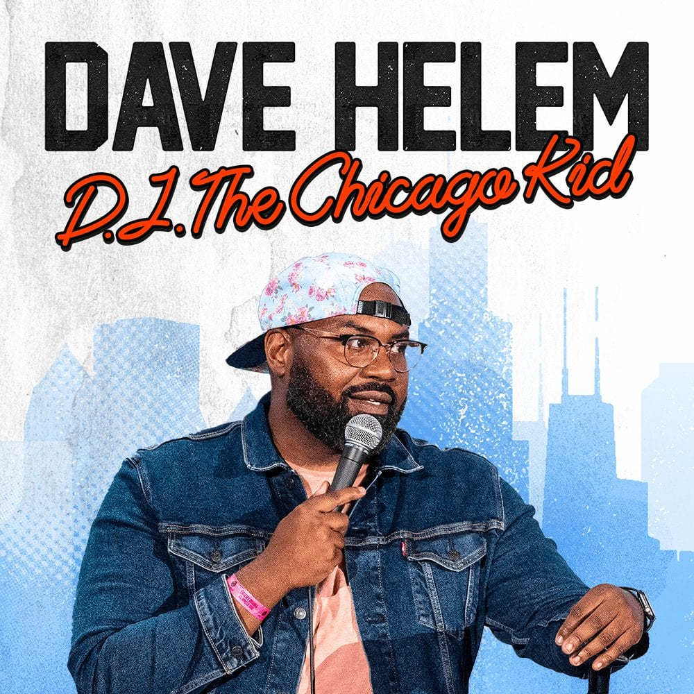 Dave Helem DJ The Chicago Kid
