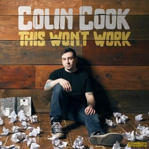Colin Cook: This Won't Work