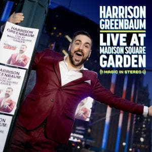 Comedy Dynamics to release Harrison Greenbaum: Live at Madison Square Garden