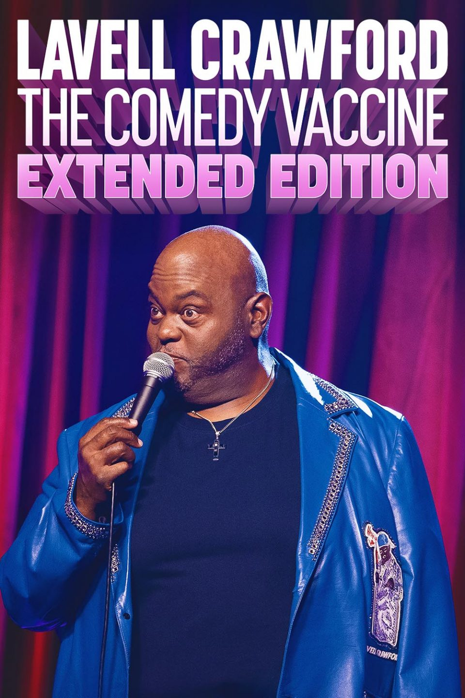 Lavell Crawford Premier X