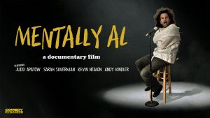 """""""He's An Artist"""": """"Alternative"""" Comedian Al Lubel Gets Long-Overdue Recognition In Documentary 'Mentally Al'"""