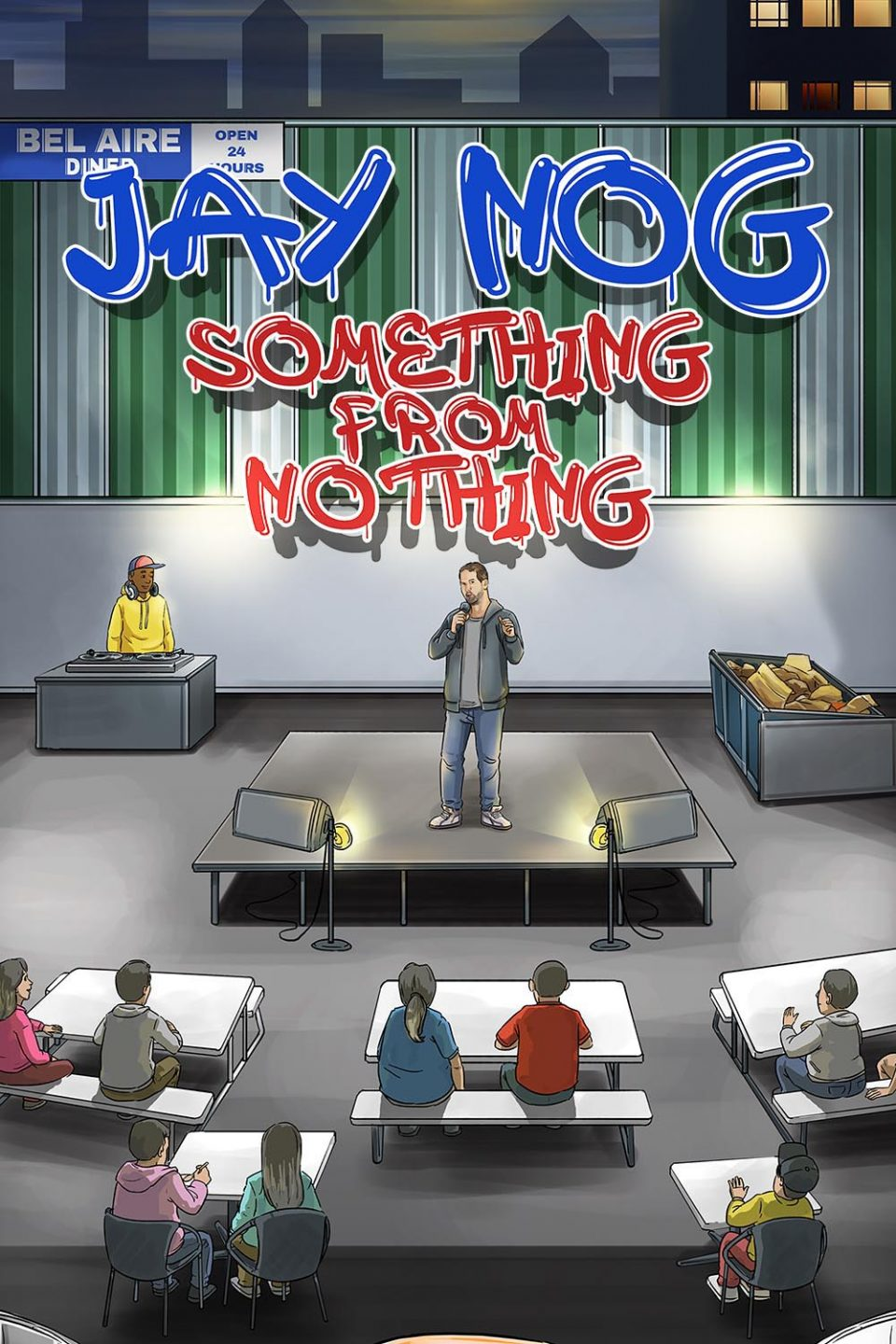 Jay Nog Something from Nothing Premier X copy