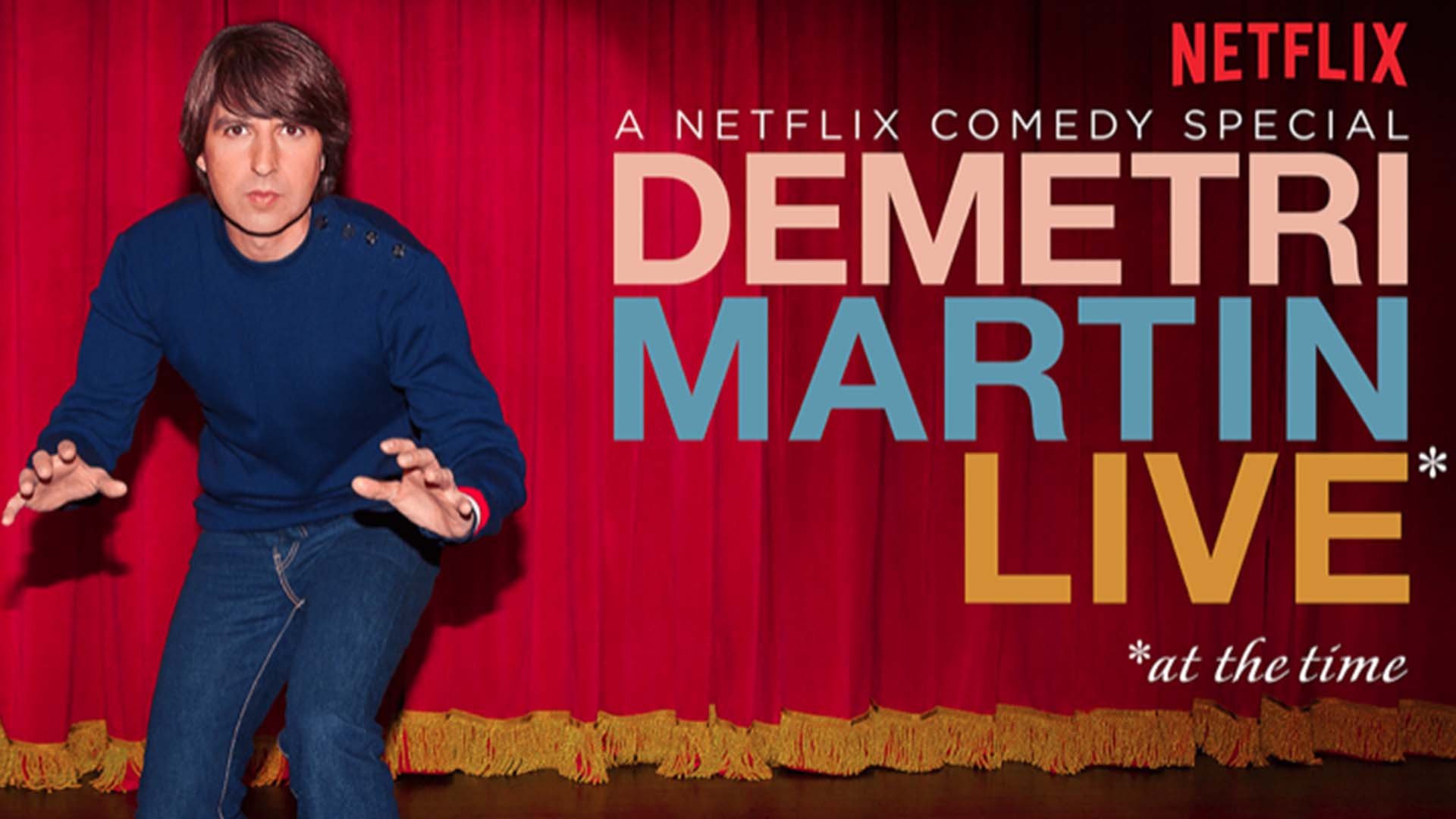 Demetri Martin Live At The Time Horizontal
