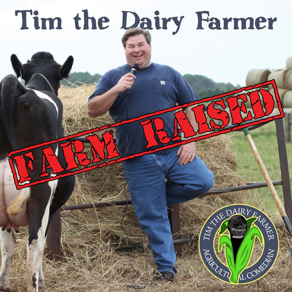 Tim the Dairy Farmer
