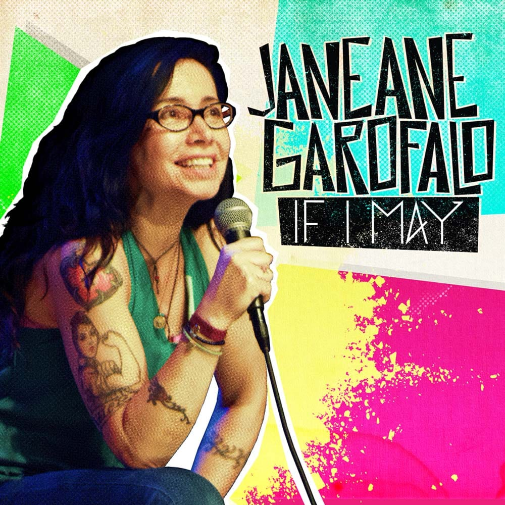 JaneaneGarofalo If I May 3000