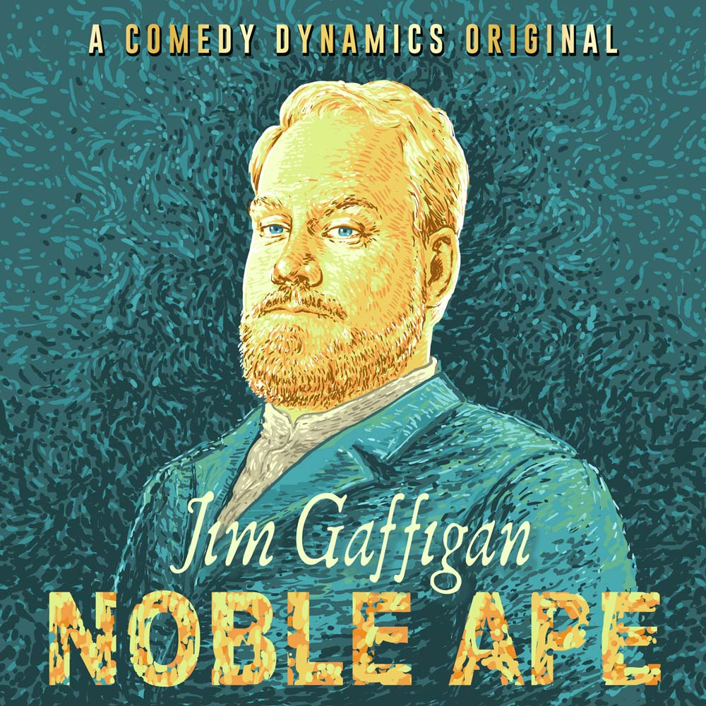 jim gaffigan noble ape album