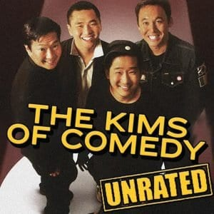 The Kims of Comedy Overdrive Unrated