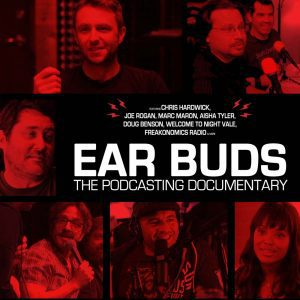 earbuds the podcasting documentary album