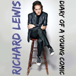 Richard Lewis diary of a young comic album