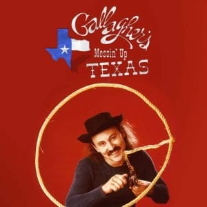 Gallagher's Messin' up Texas