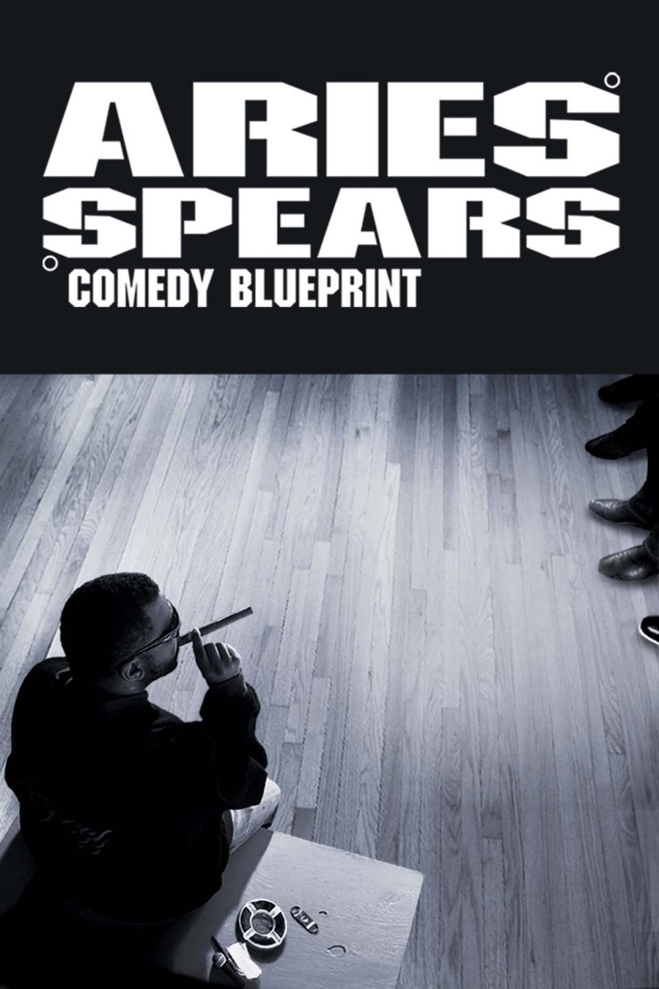 AriesSpears ComedyBlueprint Ownzones 2400x3600 V
