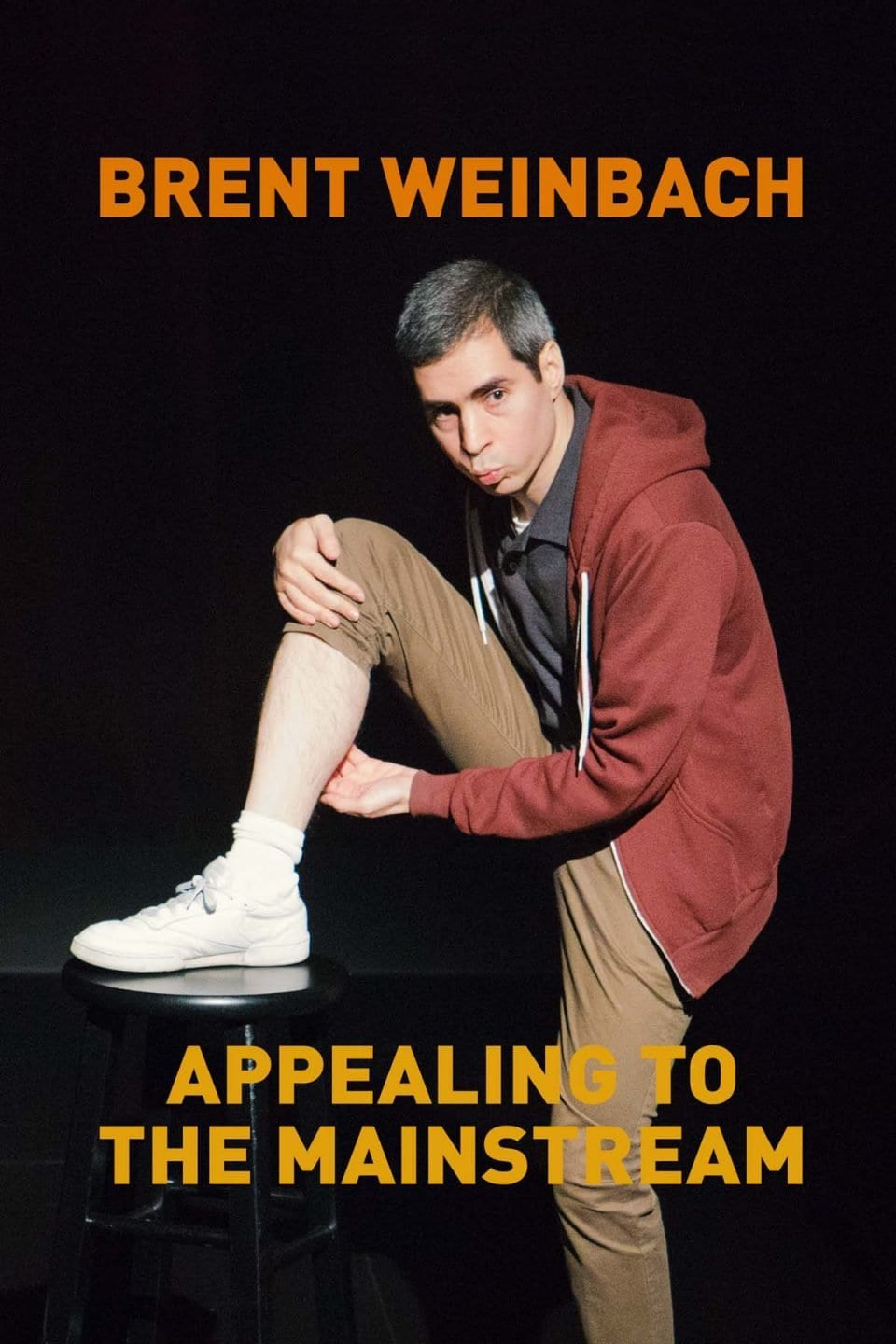 Brent Weinbach Appealing To the Mainstream