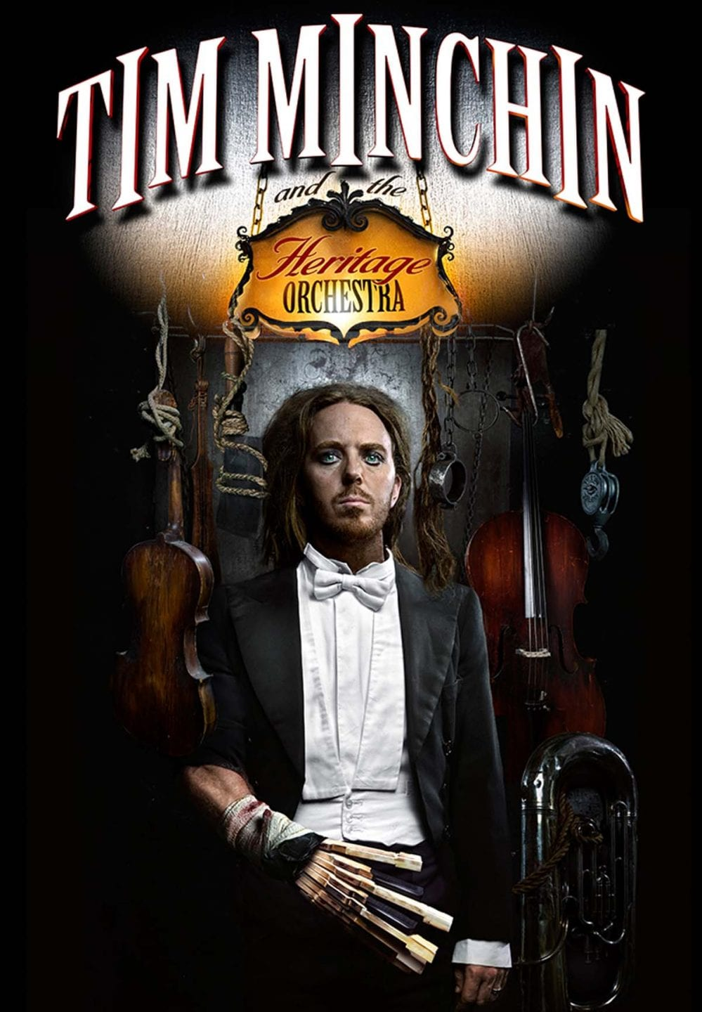 Tim Minchin and the heritage orchestra film